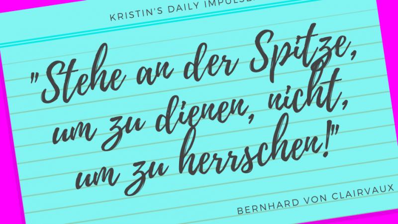 Kristin's daily impulse #281