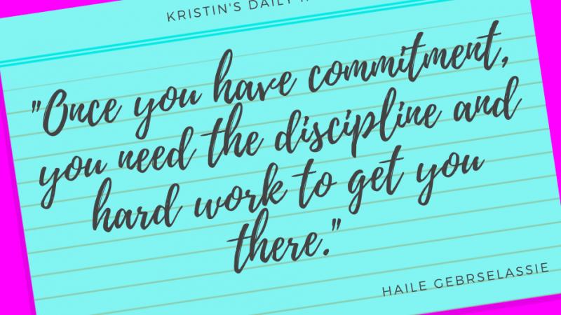 Kristin's daily impulse #358